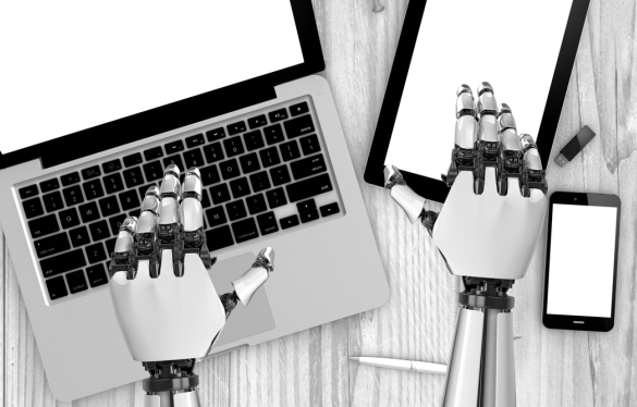 Resultado de imagen para periodismo inteligencia artificial